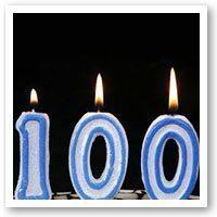 100 birthday