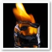 acupuncture fire ice
